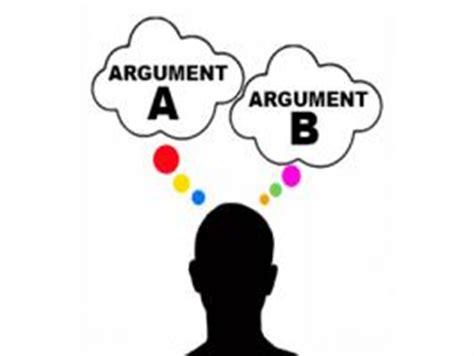 Argument vs thesis statement